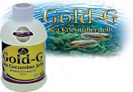 Obat Tipes Jelly Gamat Gold G
